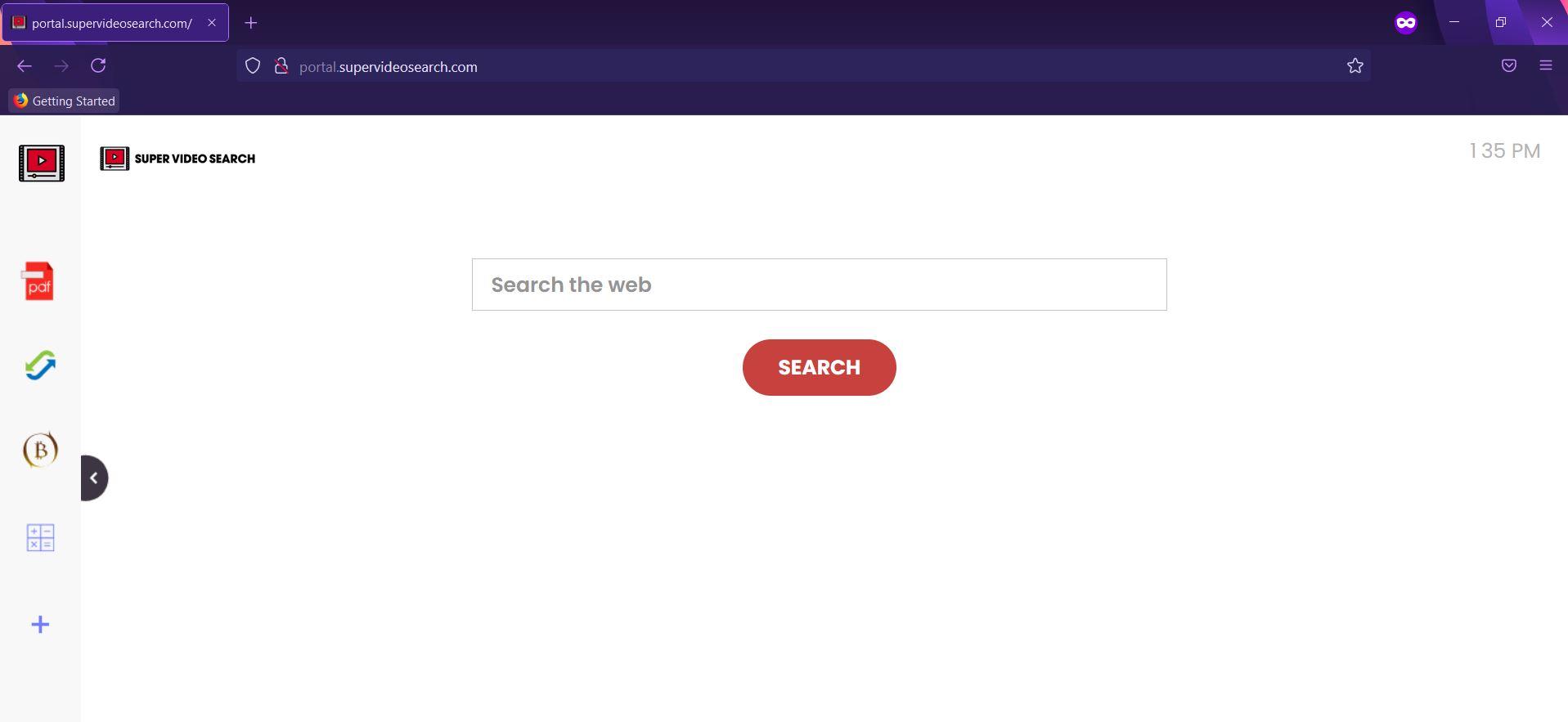 Remove SuperVideoSearch browser hijacker sensorstechforum guide