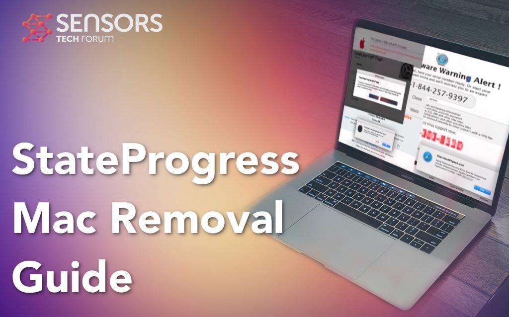 StateProgress Mac Removal