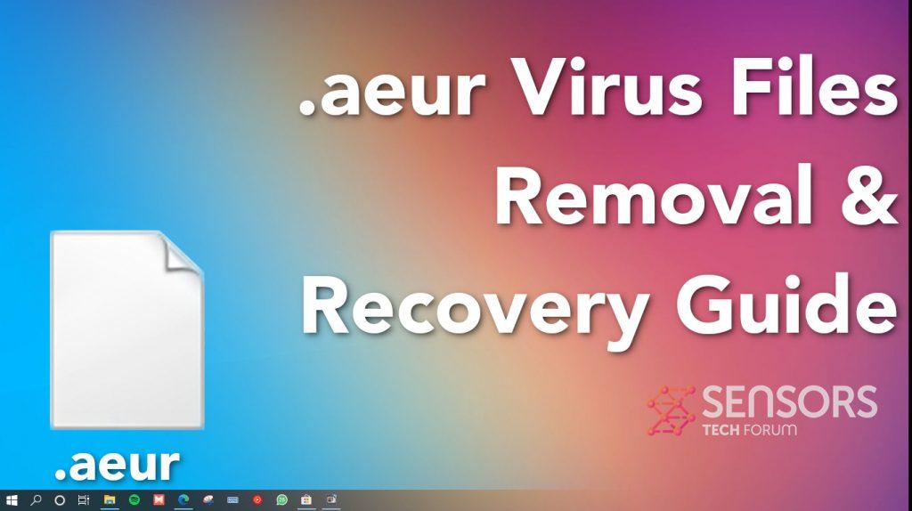 Aeur Virus File