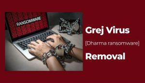 remove Grej ransomware virus sensorstechforum