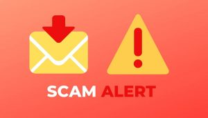 Your device was compromised Email Scam