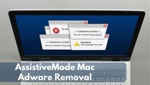 AssistiveMode Mac Virus Removal Guide SensorsTechForum
