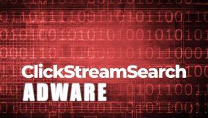 Cliquez sur Recherche de flux - adware - sensorstechforum