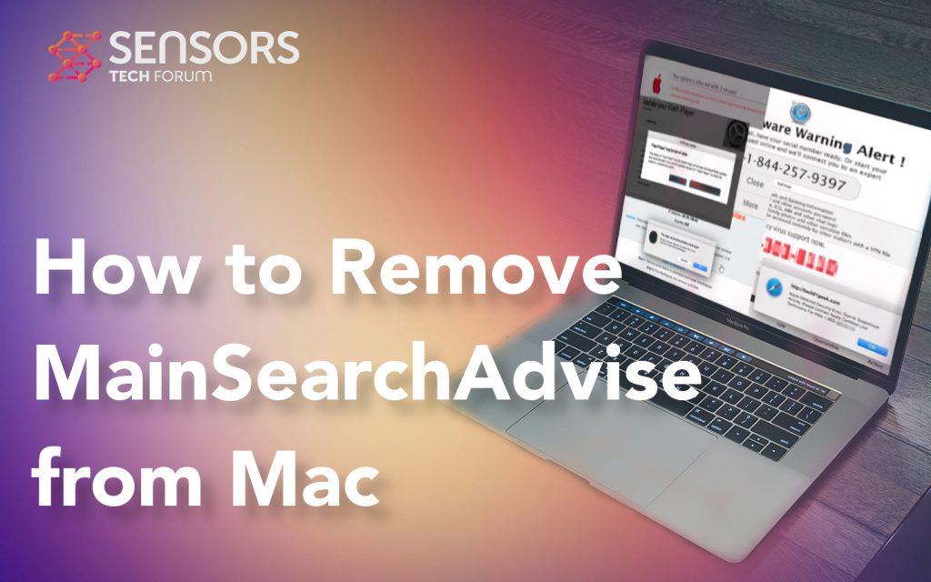 MainSearchAdvise