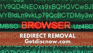 how to get rid of Getdiscnow.com redirect virus and stop ads sensorstechforum guide