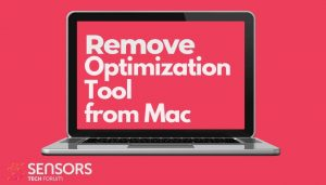 remove OptimizationTool Mac Adware