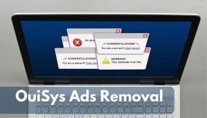 remove OuiSys ads removal