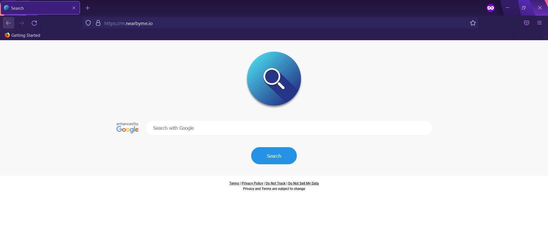 supprimer m.nearbyme.io virus sensortechforum guide de suppression du pirate de navigateur