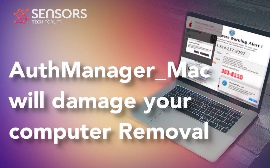 AuthManager_Mac will damage your computer