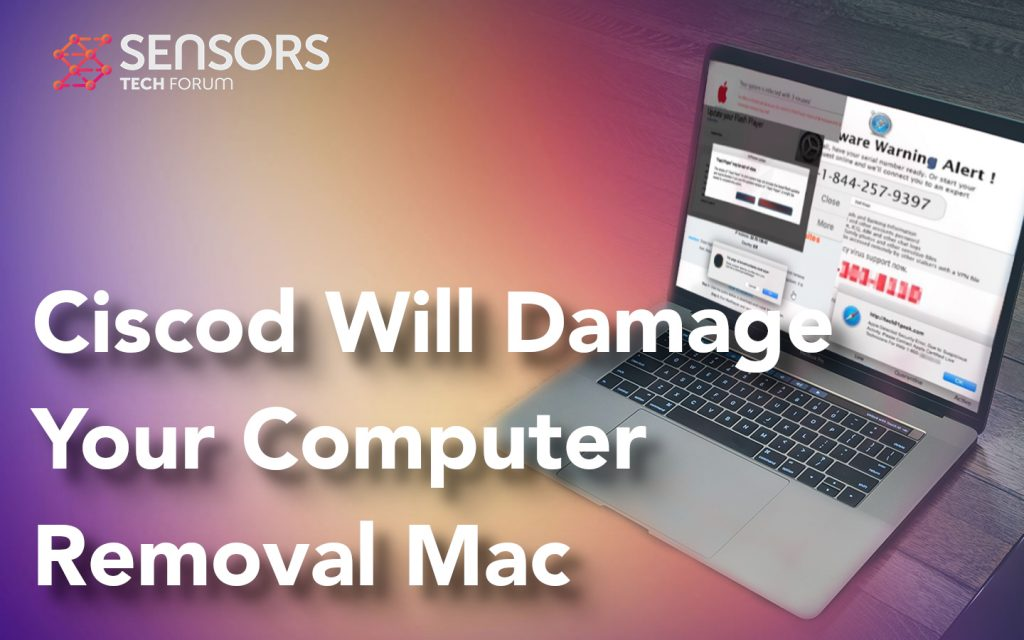 Ciscod Will Damage Your Computer