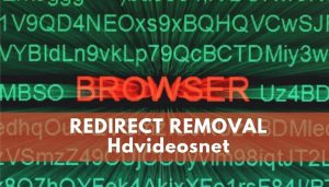 get rid of Hdvideosnet redirect
