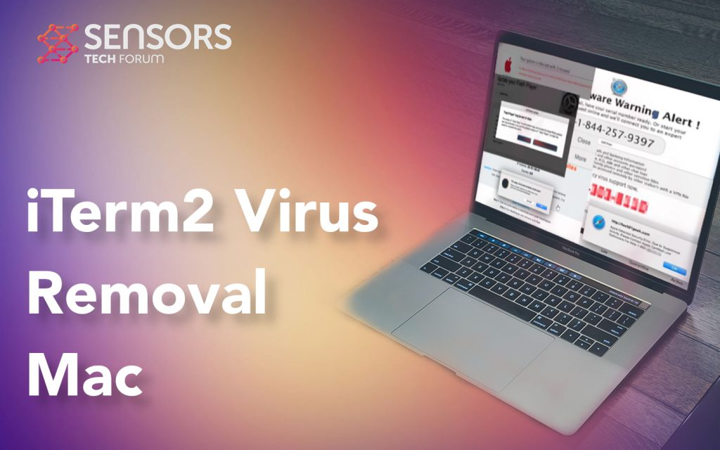 iTerm2 Mac Virus