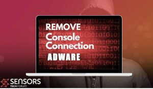 remove ConsoleConnection mac adware sensorstechforum