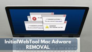 supprimer InitialWebTool mac adware sensortechforum