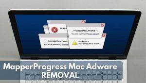 remove MapperProgress mac adware stf guide