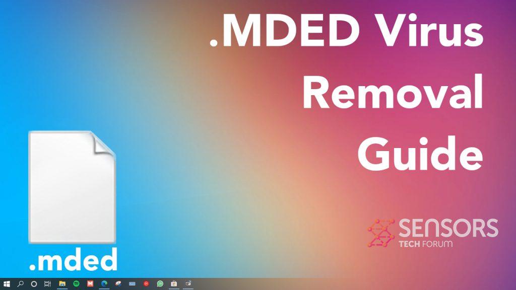 mded virus file