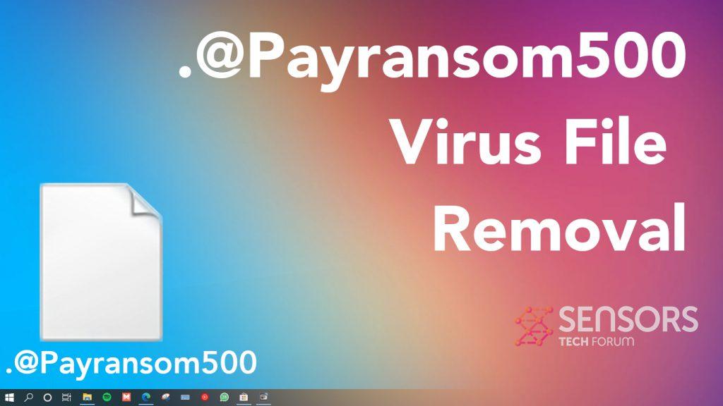 Payransom500 virus