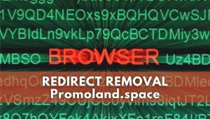 remove Promoland.space mac ads sensorstechforum