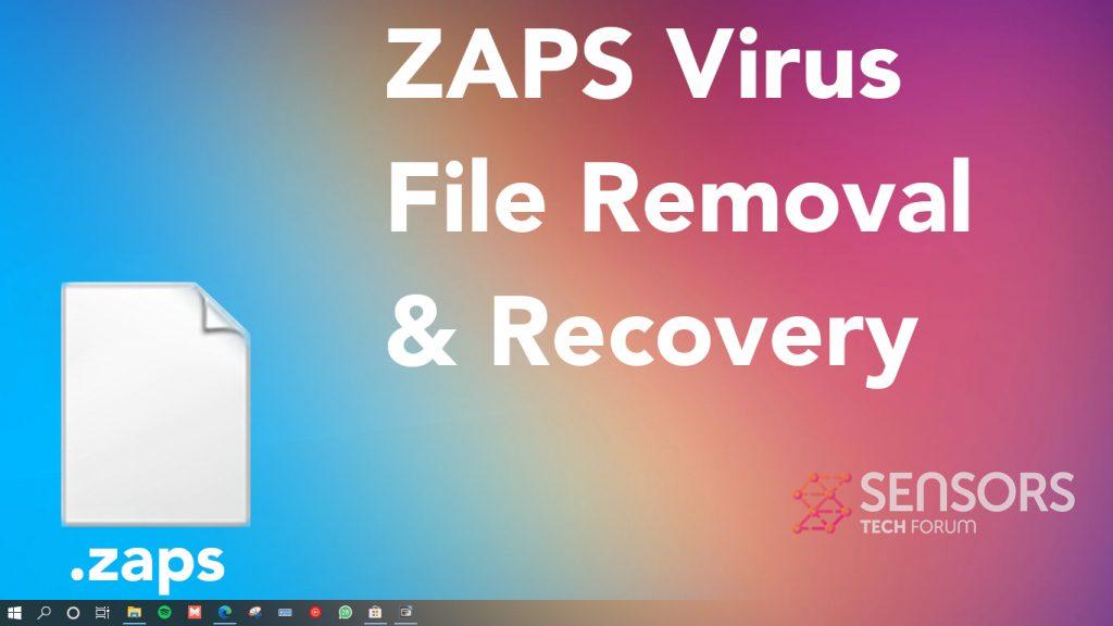 zaps virus file